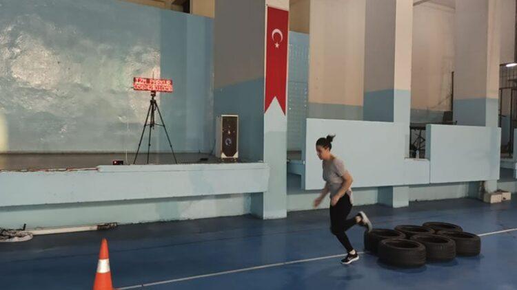 Pomem Parkur kursu İzmir 35